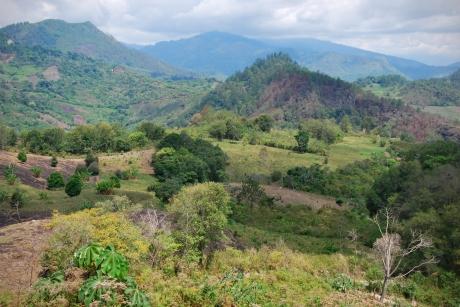 Honduras Mountains